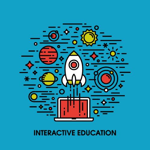 Interaktives Online-Lernen